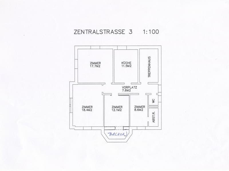 Zentralstrasse 3