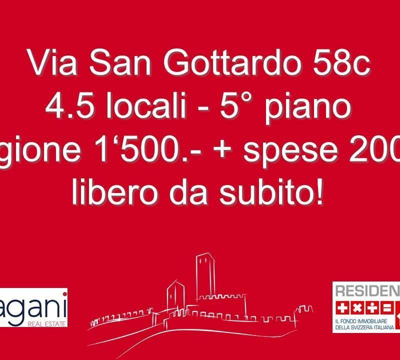 via San Gottardo 58b