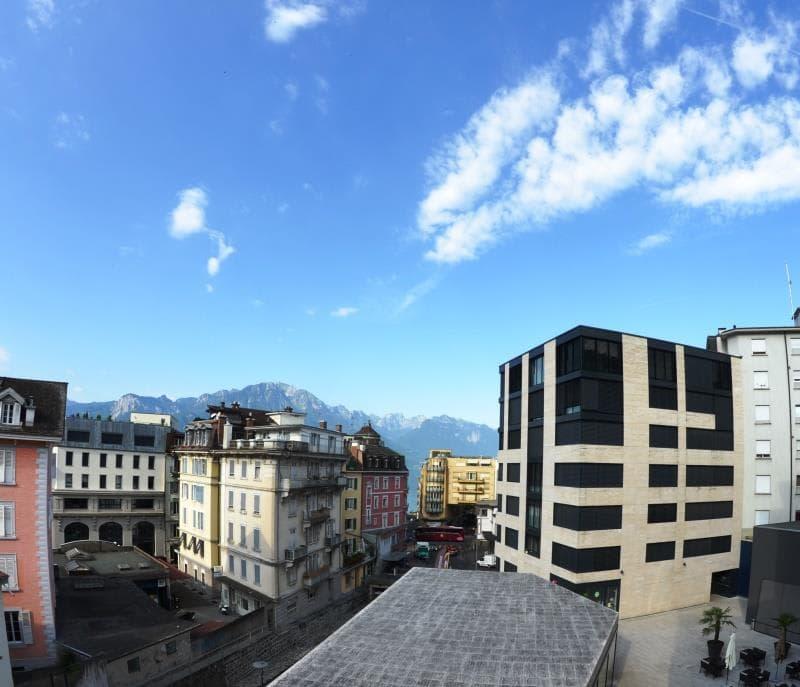 Avenue des Alpes 1