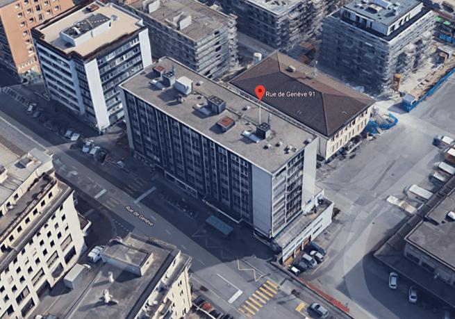 Rue de Genève 91