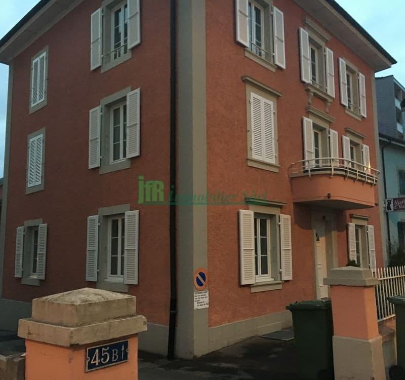 Rue de Neuchâtel 45