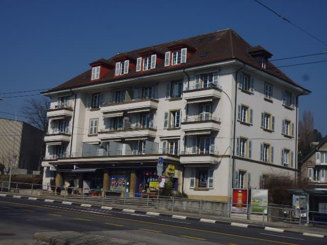 Avenue Lavaux 53