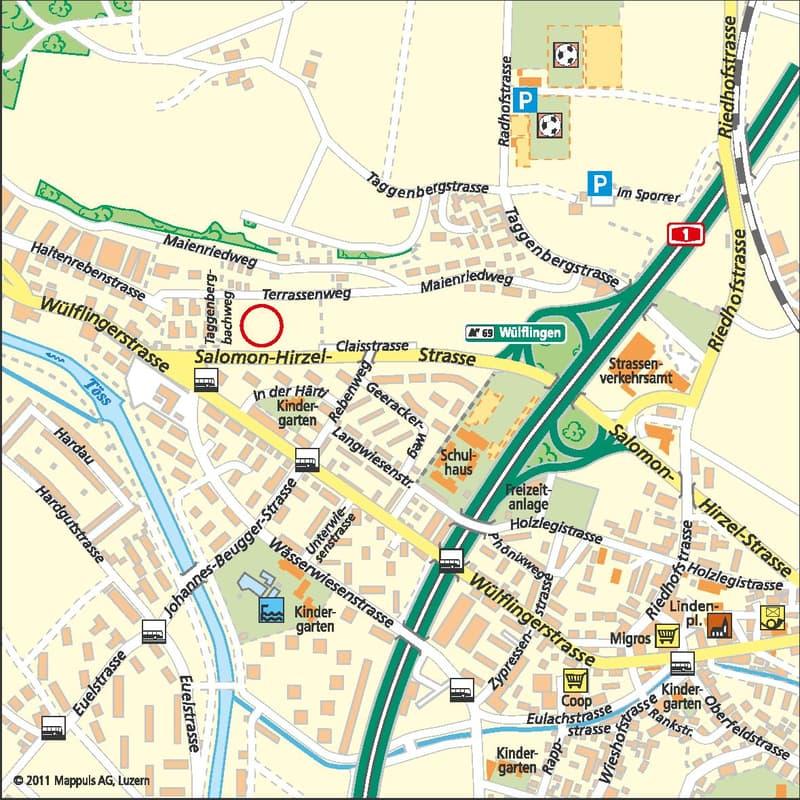 Claisstrasse 7