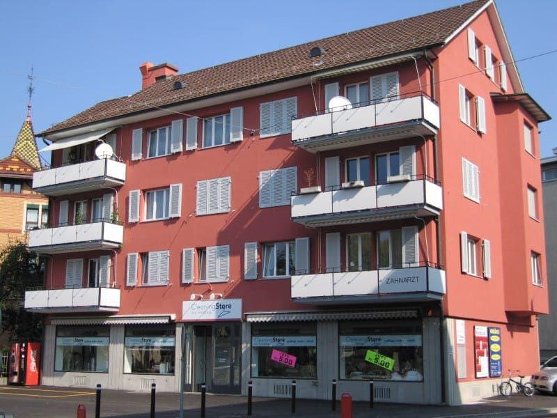 Sonnige und zentrale Lage in Winterthur!