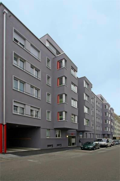 Gepflegte 3.5-Zimmer Stadtwohnung im Seefeld