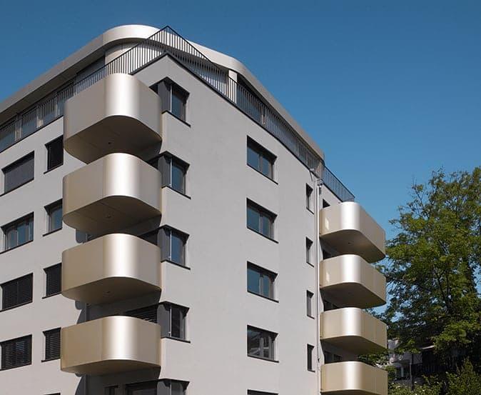 Wohnen an bester Lage im Züricher Seefeldquartier!