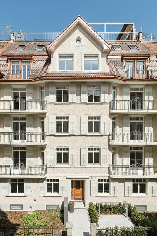 Moderne Wohnung in charmantem Altbau