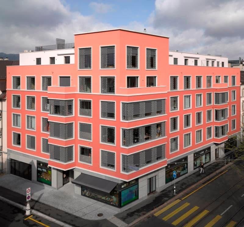 Wohnen mit Concierge-Service und Privat-Spa! Exklusive Wohnung im Zürcher Seefeld!