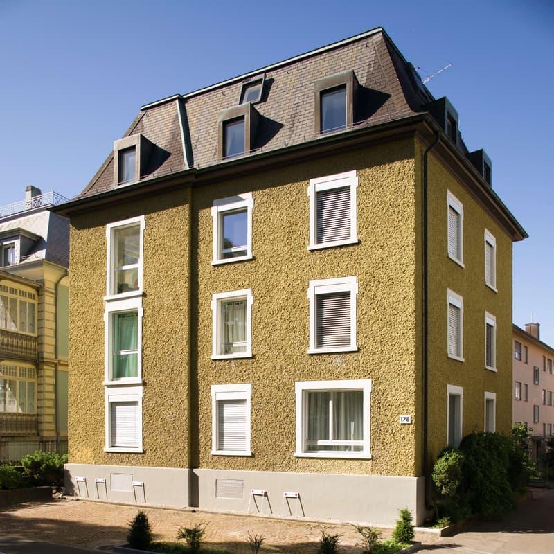 Charmante und ruhige Dachwohnung Nähe Kreuzplatz