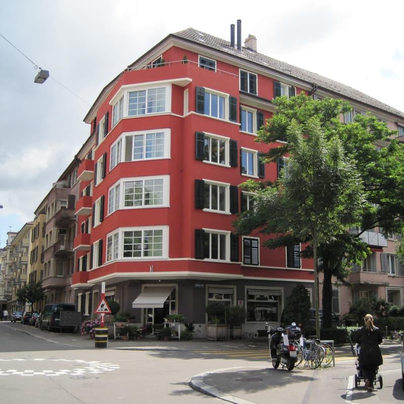 Grosse moderne 3-Zimmerwohnung mitten im Seefeld!