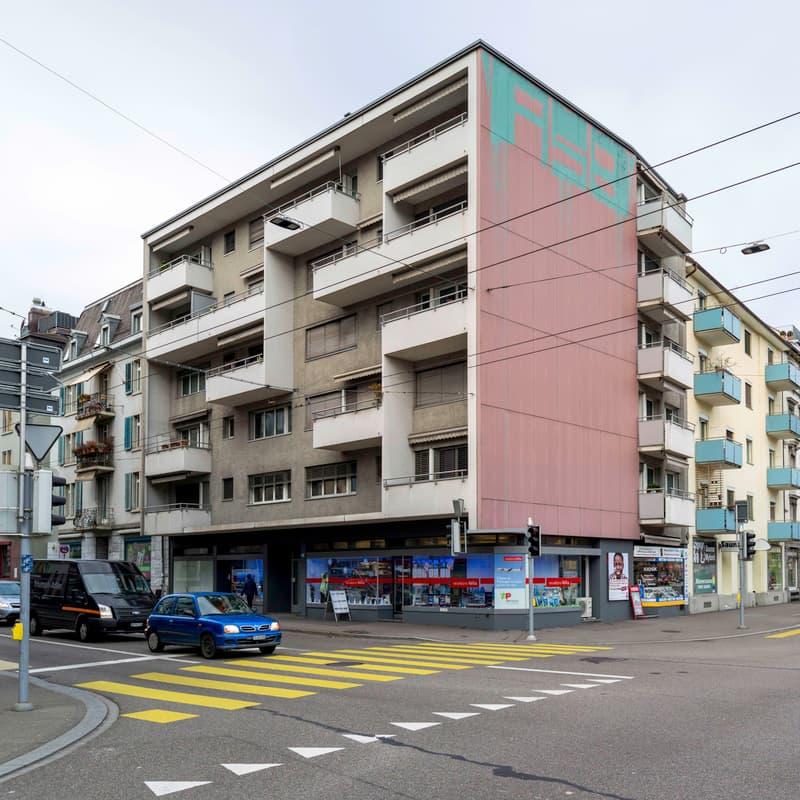 Moderne 1-Zimmerwohnung an zentraler Lage in Zürich!