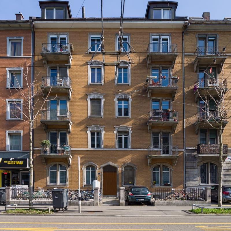 Charmante 3-Zimmerwohnung nahe Albisriederplatz