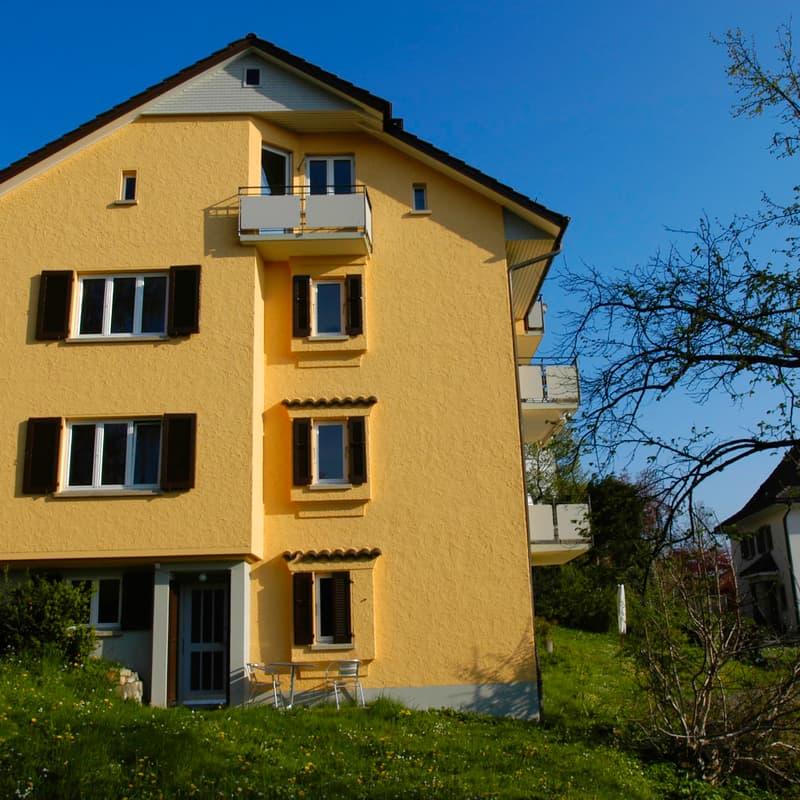 Gemütliche 2-Zimmerwohnung mit Gartensitzplatz