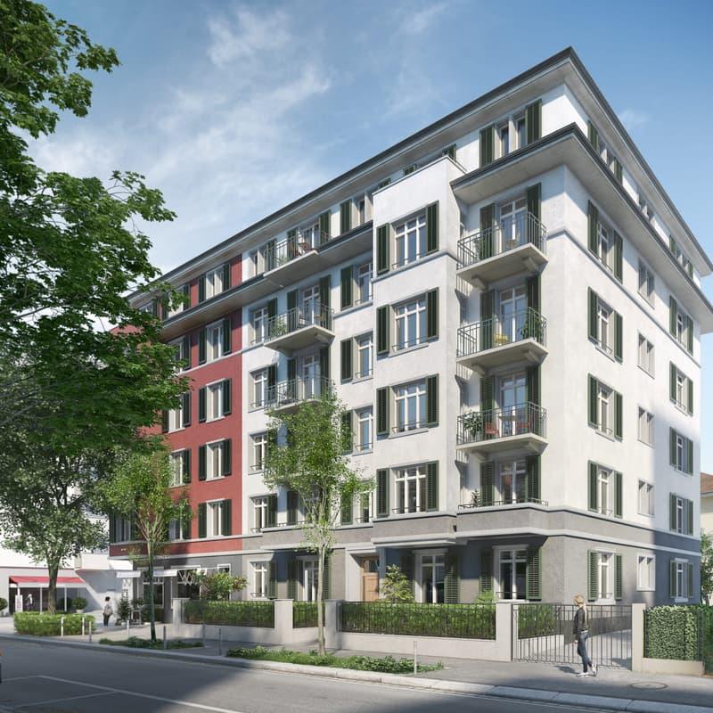 Moderne Wohnungen mit Charme im Zürcher Seefeld-Quartier