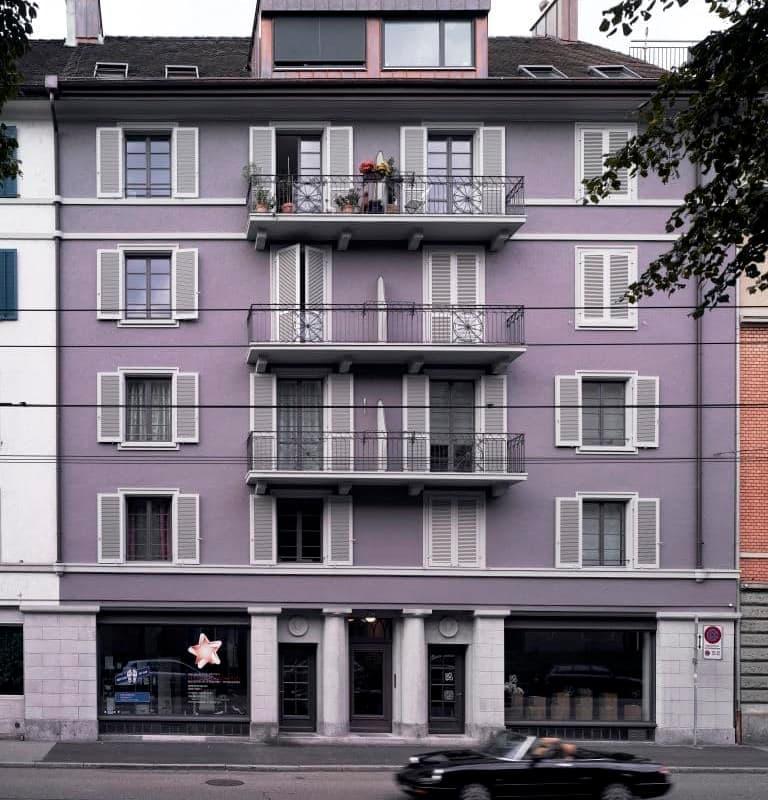 Stilvolles Wohnen mitten in Zürich's Seefeld!