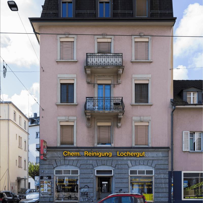 3-Zimmerwohnung nahe Lochergut