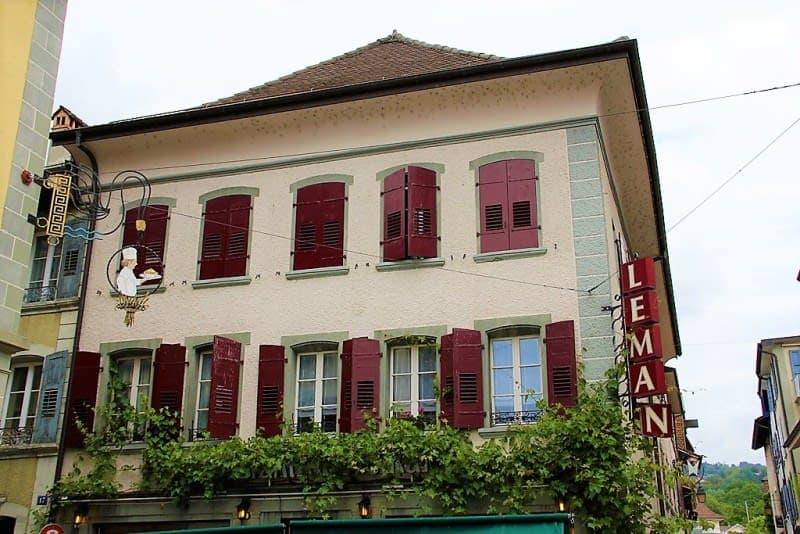 Rue de l' Horloge 1A