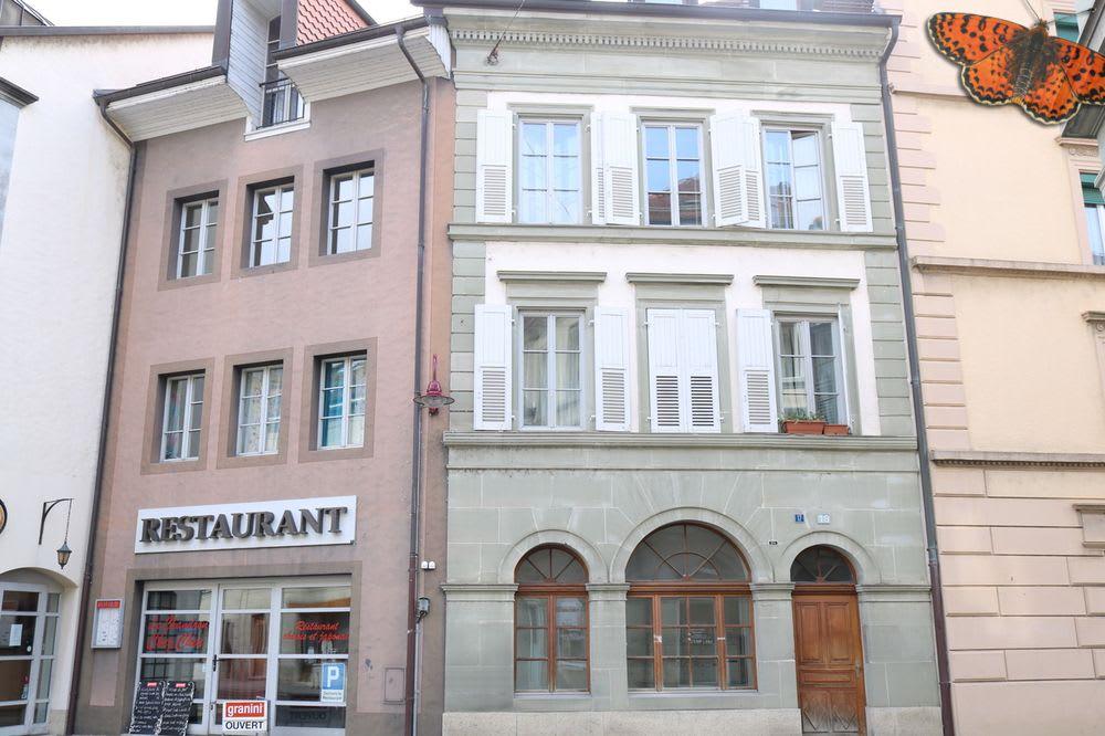 Rue Mauborget 17