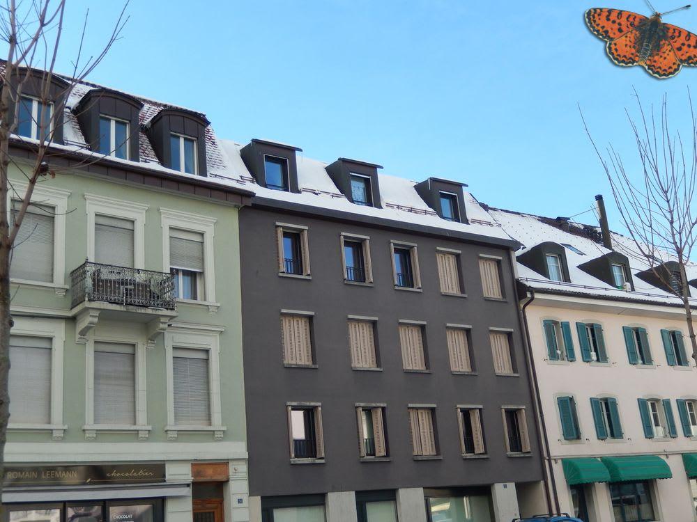 Rue de Gruyères 52