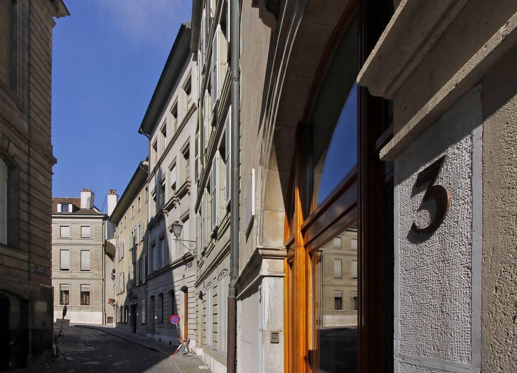 3, rue de l' Evêché