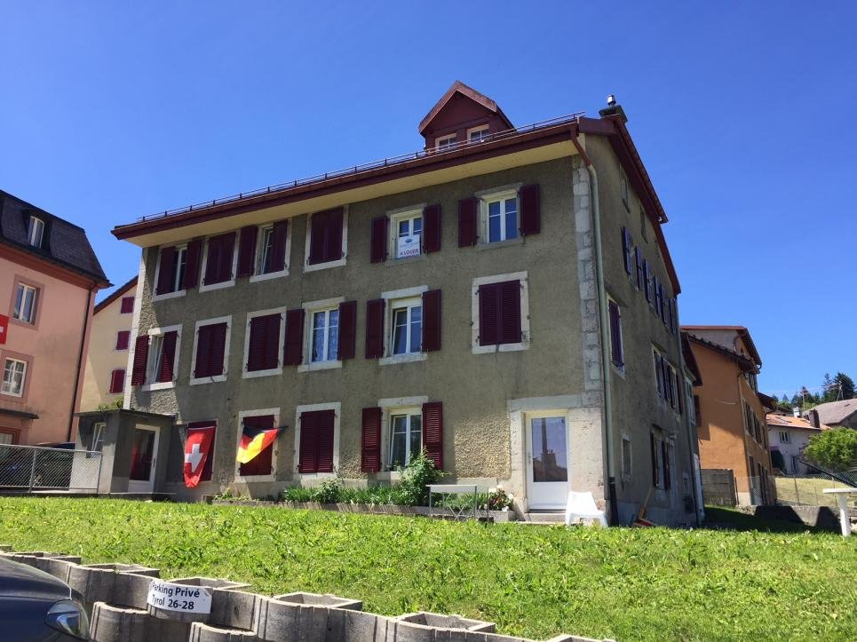 Rue du Tyrol 26-28
