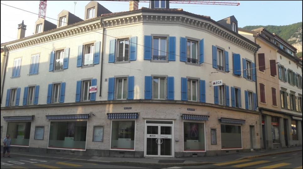 Rue du Rhône 16