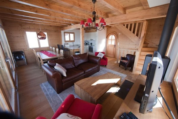 3 chalets de luxe à construire, Le Hameau des Bois, Les Masses ...
