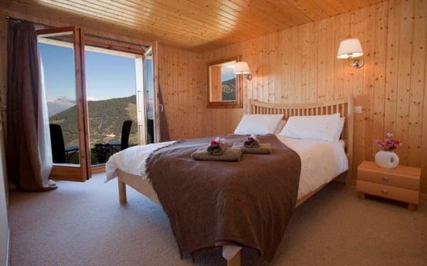 Splendide chalet de 5 chambres avec vues panoramiques, La Tzoumaz ...