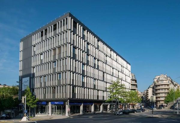 Bureau de 208 m2 à louer au centre ville lausanne büro mieten