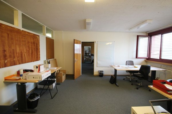Bureau de 91 m2 en zone artisanale pav carouge ge büro mieten