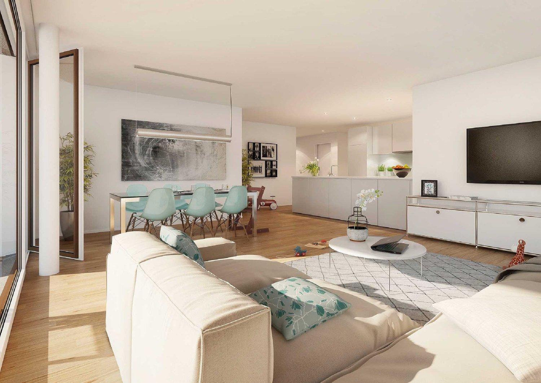 Mietwohnung in der Wohnüberbauung