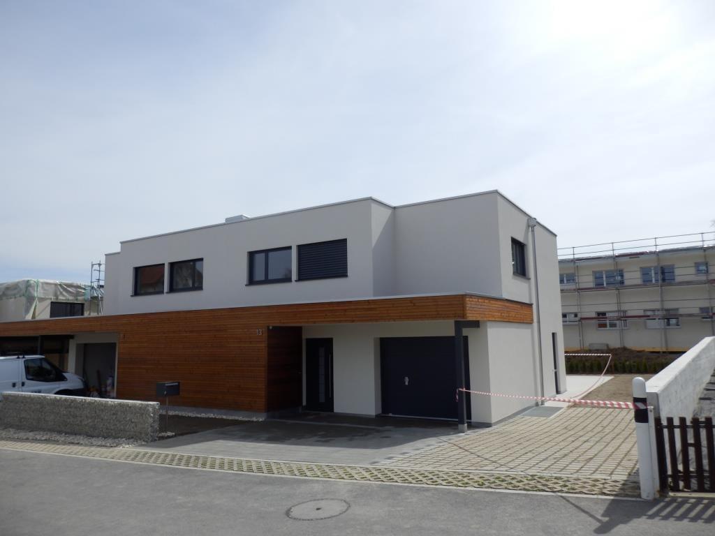 Sichern Sie sich das LETZTE der 6 Doppel-Einfamilienhäuser