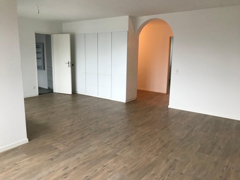 Miete: Wohnung mit grandioser Aussicht