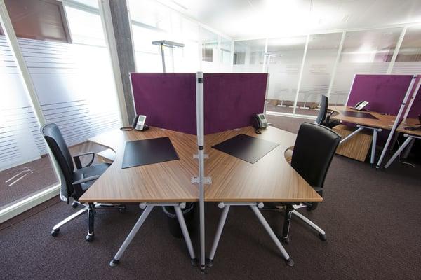 Votre bureau paysager privé à nyon business park eysins