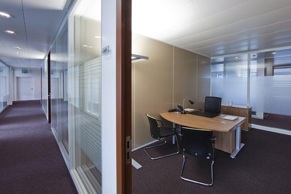 Votre bureau privé pour à personnes à nyon business park