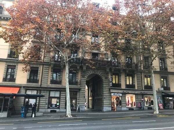Lyon ème arrondissement le bureau de poste flammarion serait