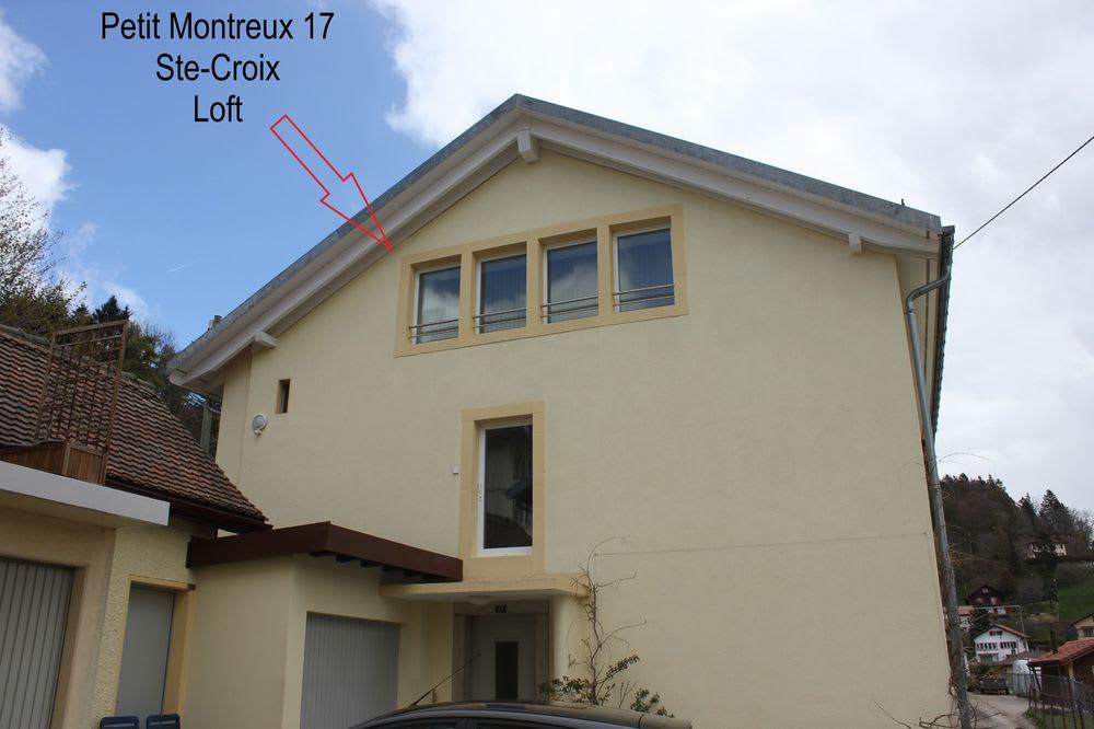 Rue du Petit Montreux 17