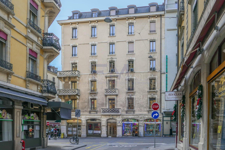 Rue des Alpes 21