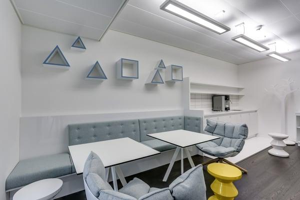 Au centre de spaces genève nous avons un bureau privatif pour