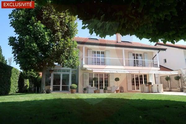 Maison moderne au calme avec de belles prestations., Corsier GE ...