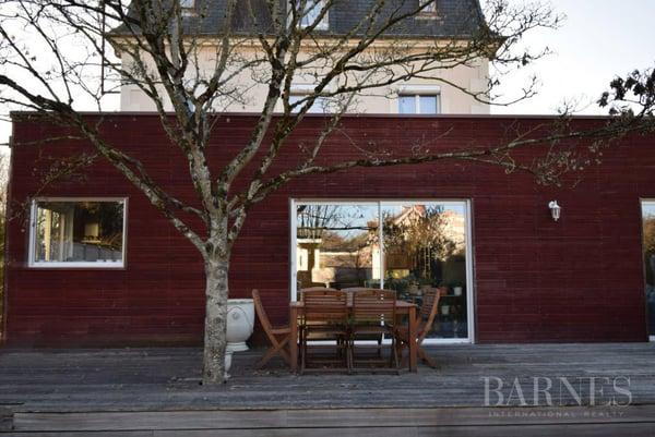 Maison de ville, 4 chambres, avec jardin de 1400m², Bourges ...