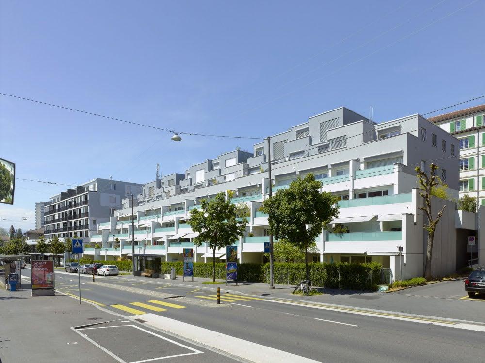 Avenue de Cour 96