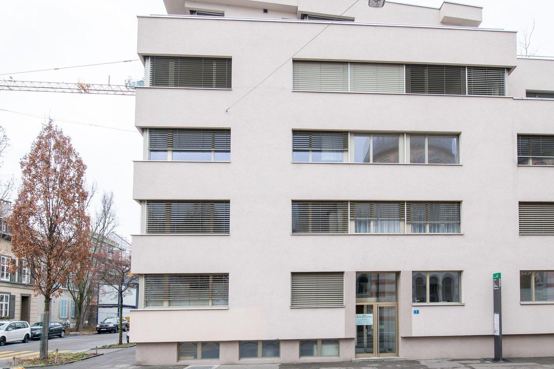 Eulerstrasse 1