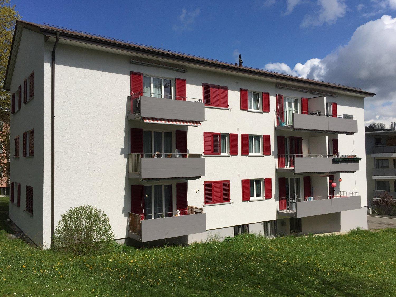 Miete: Wohnung in kinderfreundlichem Wohnquartier