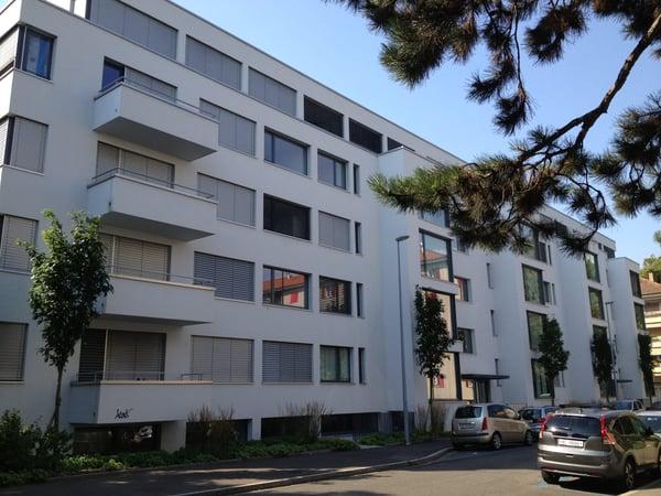 Grosse 2 5 Zimmerwohnung Im Breite Quartier Basel Rent Apartment