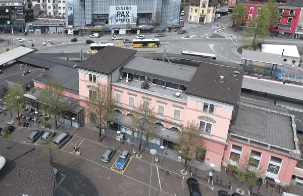 Ufficio Lavoro Locarno : Stazione di locarno muralto un ufficio in stazione muralto