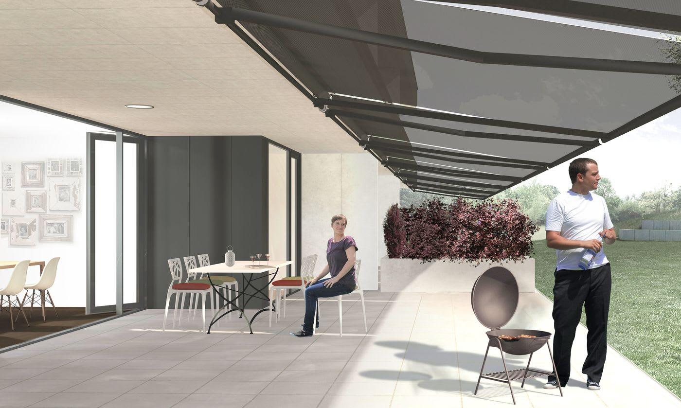 Wohntraum für Gartenfans