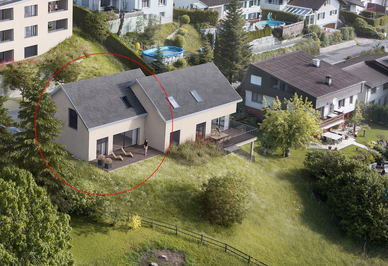 Verkauf: Doppeleinfamilienhaus