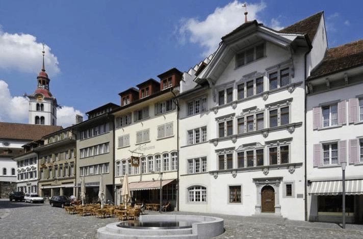 Rathausplatz 5 / Oberer Graben 5