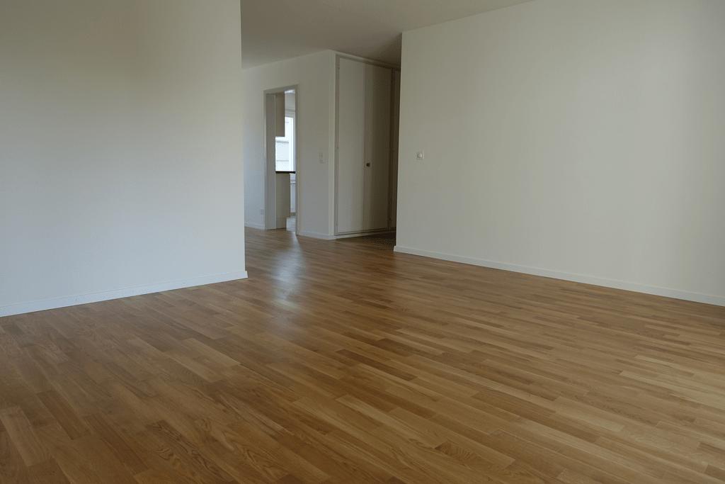 Wohnzimmer/Korridor